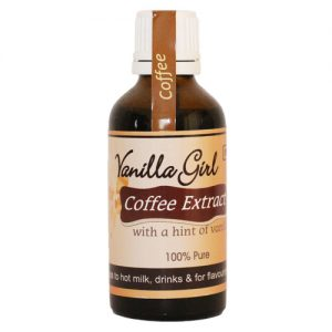 Coffee & Vanilla Extract 50ml